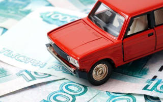 Как начисляется транспортный налог на машину