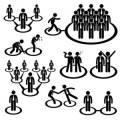 Какие существуют отделы в организации