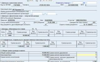 Что значит исчисленный налог