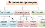 Какие виды налоговых проверок предусмотрены НК РФ